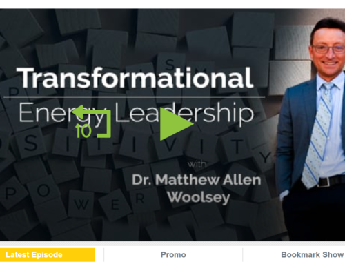 Eric McNulty Interviewed on Transfomational Energy Leadership Podcast